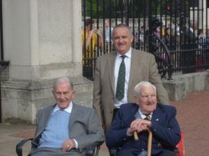 Norfolk Veterans on parade