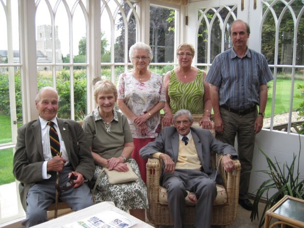 Thetford Association members at their July AGM